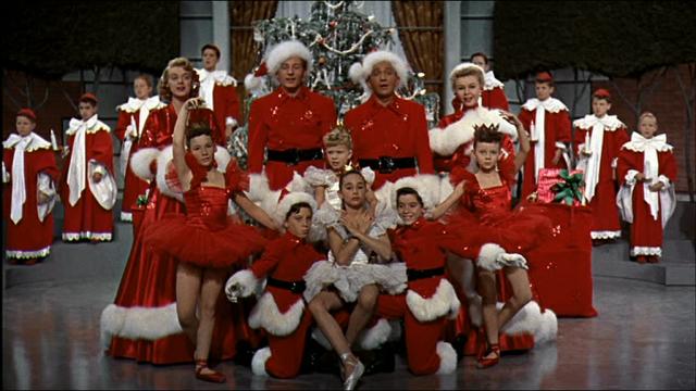 White Christmas 1954 r